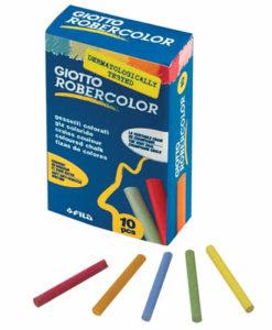 Gessetti colorati per lavagna