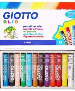 Giotto Pastelli ad olio