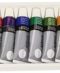 Colori acrilici Daler Rowney 12