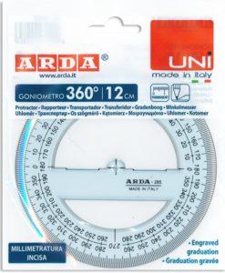 Goniometro 360° ARDA