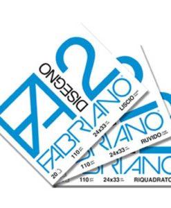 Album fabriano F2 24x33