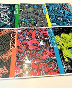 seven quaderni scuola primaria carta spesa quadrettoni