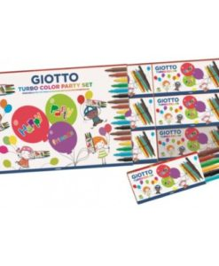 giotto party set turbo color