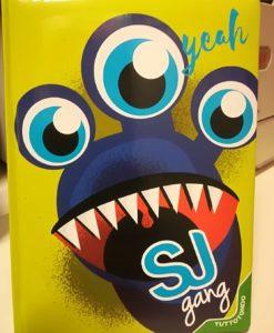 Diario SJ scuola primaria faccine