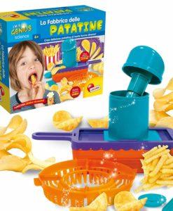 lisciani giochi fabbrica delle patatine
