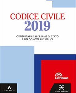Codice Civile 2019 consultabile all'esame di stato